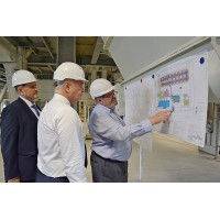 Владимир Уйба ознакомился с производственными мощностями ОАО «Птицефабрика Зеленецкая»
